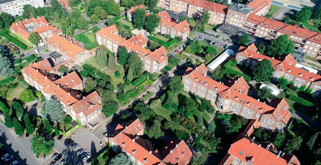 De Helende Haver på Bispebjerg Hospital