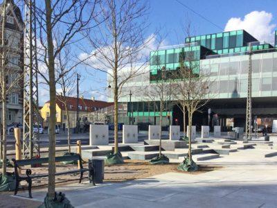 Rekreativt liv og udendørs byrum – BLOX åbner idag