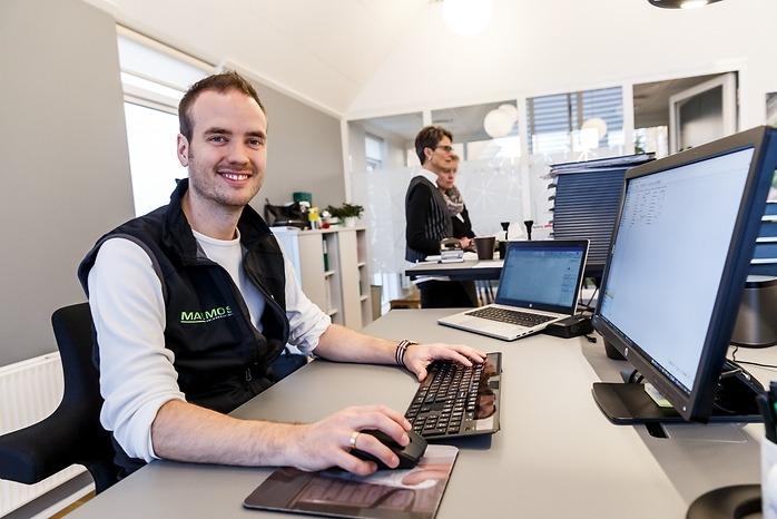 Danmarks mest IT-modne indenfor udførelse