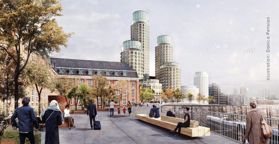 Postbyen – Den nye by i byen