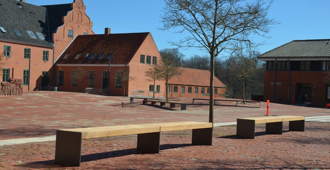 Den Røde Plads på Herlufsholm Skole og Gods